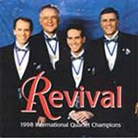 Revival - 1998 International Quartet Champions CD