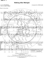 Walkin' After Midnight (TTBB) (arr. Neil Cerutti)-UNPUB