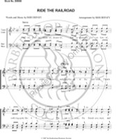 Ride The Railroad (TTBB) (arr. Robert Disney)-UNPUB