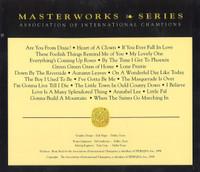 Western Continentals - AIC Masterworks CD