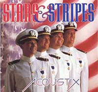 Acoustix - Stars & Stripes CD