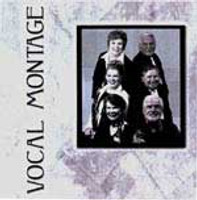 Vocal Montage (mixed group) CD