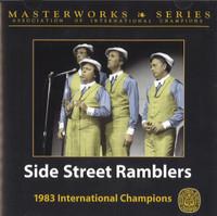 Side Street Ramblers - AIC Masterworks CD