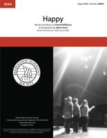 Happy (SSAA) (arr. Scott)