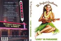 Live In Paradise DVD Perfect Gentlemen