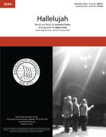 Hallelujah (SSAA) (arr. Scott)