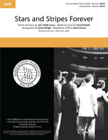 Stars and Stripes Forever (SATB) (arr. Wright)