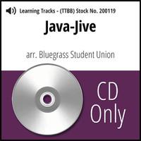 Java Jive (TTBB) (arr. Bluegrass Student Union) - CD Learning Tracks for 200096