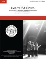 Heart Of A Clown (SSAA) (arr. Steinkamp)