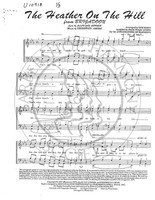 Heather On The Hill, The (TTBB) (arr. Bob Bohn)-UNPUB