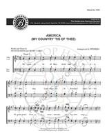 America (TTBB) (arr. SPEBSQSA)