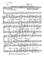 Christmas On The Beach At Waikiki (TTBB) (arr. T. W. De Crow)-UNPUB