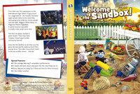 Toronto Northern Lights - Welcome to the Sandbox (2 Disk Set)