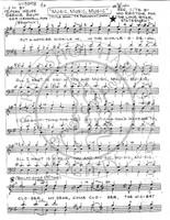 Music! Music! Music! (TTBB) (arr. Mo Rector)-Download-UNPUB