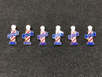 Voice Part Lapel Pins