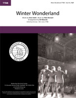Winter Wonderland (TTBB) (arr. Waesche)