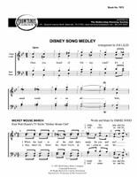 Disney Song Medley (TTBB) (arr. Liles)