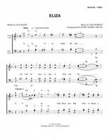 Eliza (TTBB) (arr. Burt Szabo)-Download-UNPUB