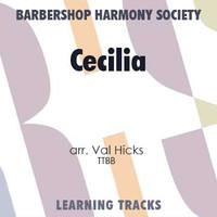 Cecilia (Ymih) (TTBB) (arr. Hicks) - CD Learning Tracks for 6401