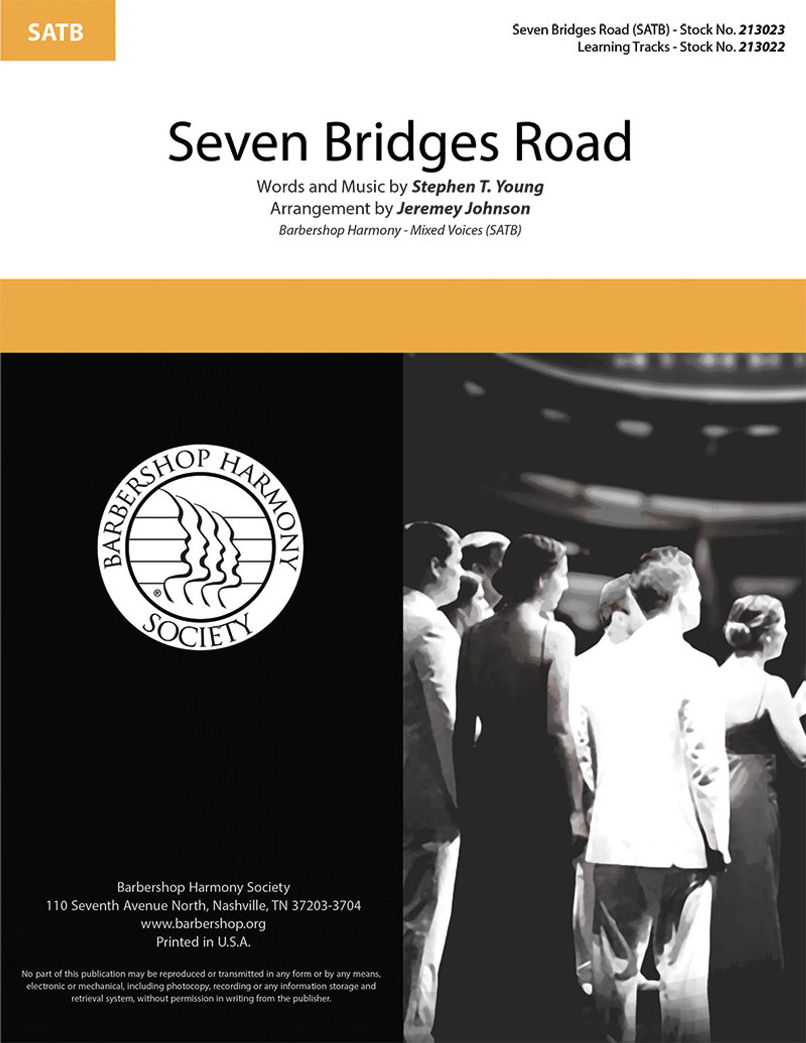 Seven Bridges Road (SATB) (arr  Johnson)