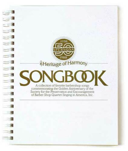 Heritage of Harmony Songbook - Download