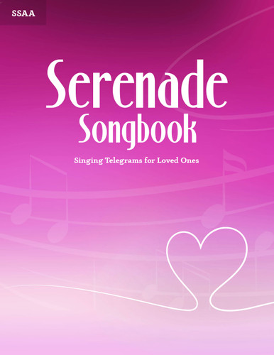 Serenade Songbook (SSAA) - Download