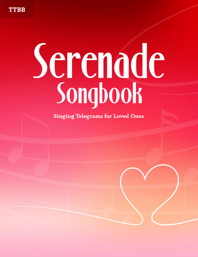 Serenade Songbook (TTBB) - Download