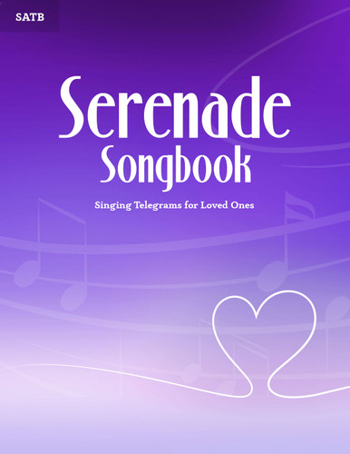 Serenade Songbook (SATB) - Download