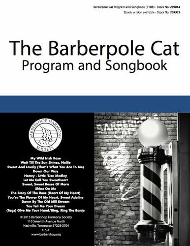 Barberpole Cat Songbook Vol. I - Print
