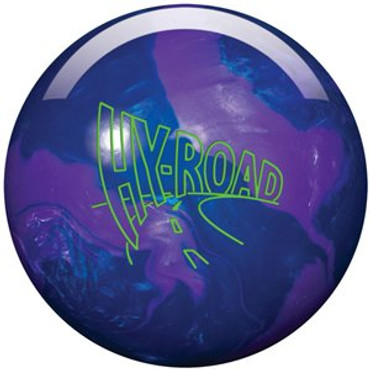 Finally there is a compliment to the most successful ball in Storm's history, the Hy-Road. The Hy-Road Pearl will give bowlers more length and more backend than the original with just as much versatility!  The addition of the R2S Pearl Coverstock to the Inverted Fe2 Technology Core from the original Hy-Road will make this ball go long and take a sharp left at the breakpoint. Put the pedal to the pindeck!