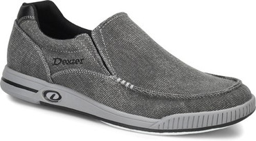 DEXTER MENS KAM CHARCOAL GREY