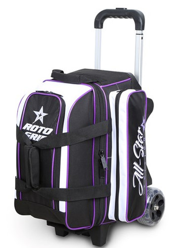 Roto Grip 2 Ball All-Star Edition Roller - Purple