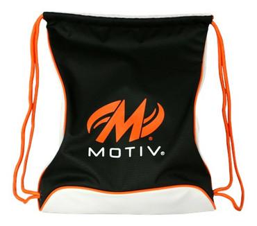 Motiv Agility Drawstring Sackpack Black/Orange
