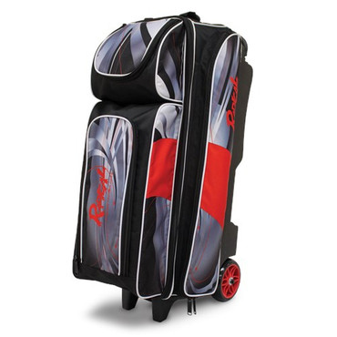 Radical Dye-Sub Triple Roller Black/Red