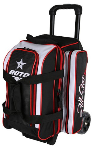 Roto Grip 2 Ball All-Star Edition Roller - Red/White/Black