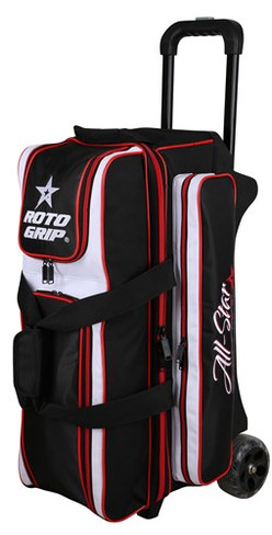 Roto Grip 3 Ball All-Star Edition Roller - Red