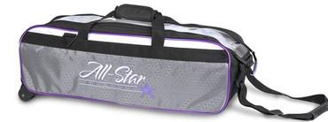 Roto Grip 3 Ball All-Star Edition Travel Tote - Purple