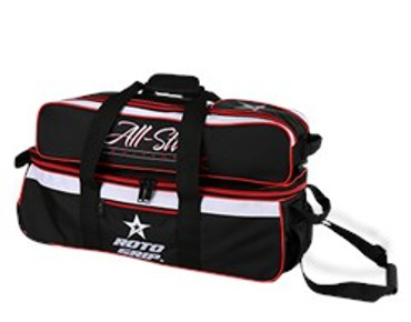 Roto Grip 3 Ball All-Star Edition Carryall Tote - Red