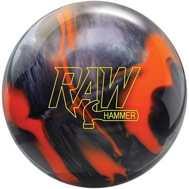 Hammer Raw Hybrid Orange/Black