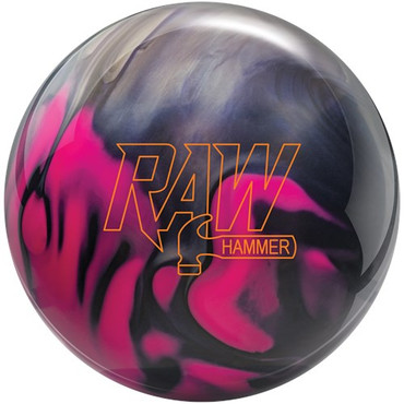 Hammer Raw Pearl Purple/Pink/Silver