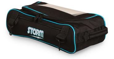 Storm Shoe Bag - Black/Blue