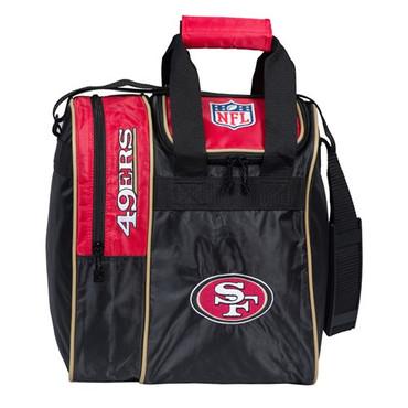 KR Strikeforce 2020 NFL Single Tote San Francisco 49ers