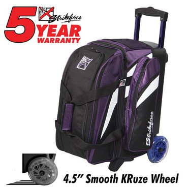 2 Ball KR Cruiser Smooth Roller Purple