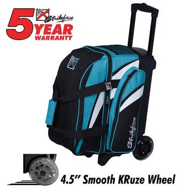 2 Ball KR Cruiser Smooth Roller Teal