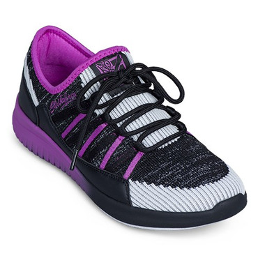 KR Strikeforce Womens Jazz Black/Purple