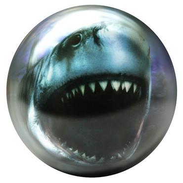 Brunswick Shark Glow Viz-A-Ball