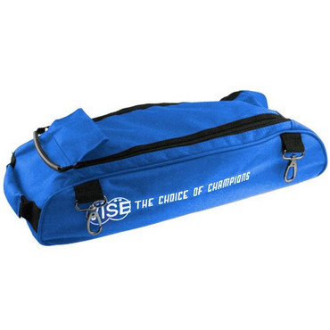 "The Vise Add-On bag can be used to attach to the Vise 3 Ball ""Clear Top"" Tote Roller. This bag has clips that allow it to attach to the Vise Roller/Tote for easy transport. The large size of the bag allows it to accommodate varying sizes of shoes. This add-on bag also helps traveling come easier.  Designed with 1680 durable denier matt (nylon) fabricClips on the to the Vise 3 Ball ""Clear Top"" Tote RollerLarge storage area to fit varying shoe sizesDurable zippersReinforced stitching5-year limited manufacturer's warranty"