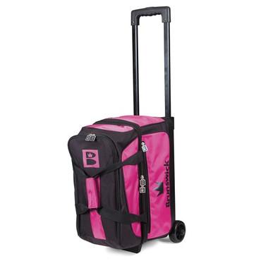 Brunswick Blitz Double Roller - Pink