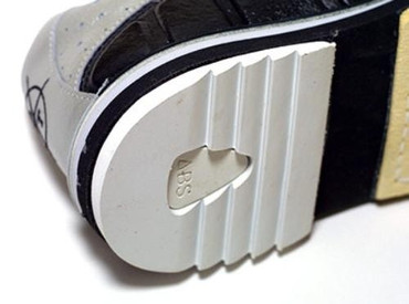 3G Heel Rippled White  This is a perfect heel for a bowler who needs a breaking heel. This heel option has the least amount of slide and the most break out of the 3G Heels. This is easy to take off with the velcro attachment on the bottom of the heel. You can even do this while your at the bowling alley, it's that easy!  M fits 6 - 8L fits 8.5 - 11XL fits 11.5 - 13SKU: DTSPRHProduct ID: 3155