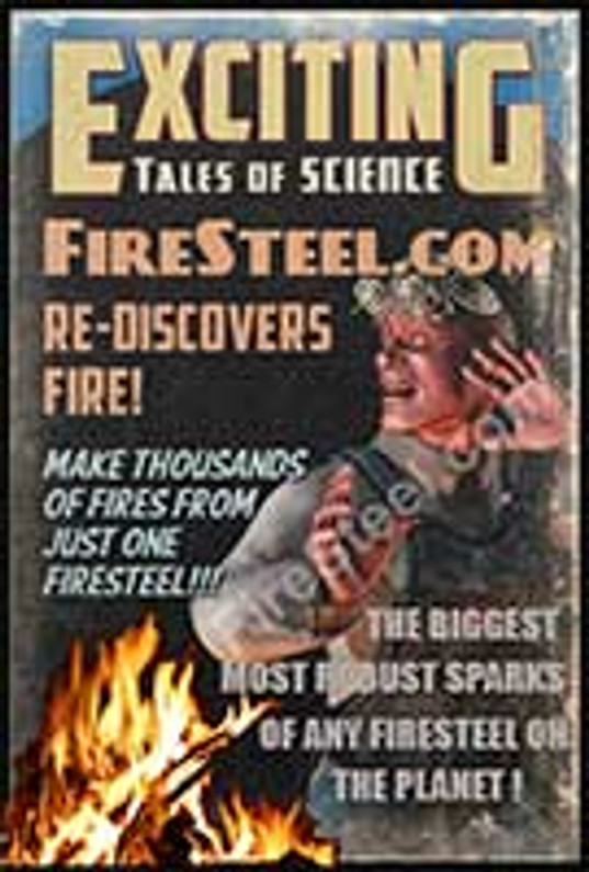 Why Have a FireSteel?